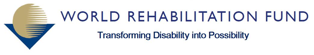 World Rehabilitation Fund